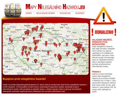 www.mapynelegalnihohazardu.eu